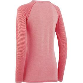 Kari Traa Eva - T-shirt manches longues Femme - rose